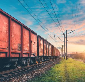 Bahntransport China Europa, Bahnverkehr China